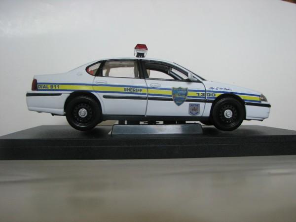 Used Trucks Jacksonville Fl >> Custom Model Diecast Police Cars